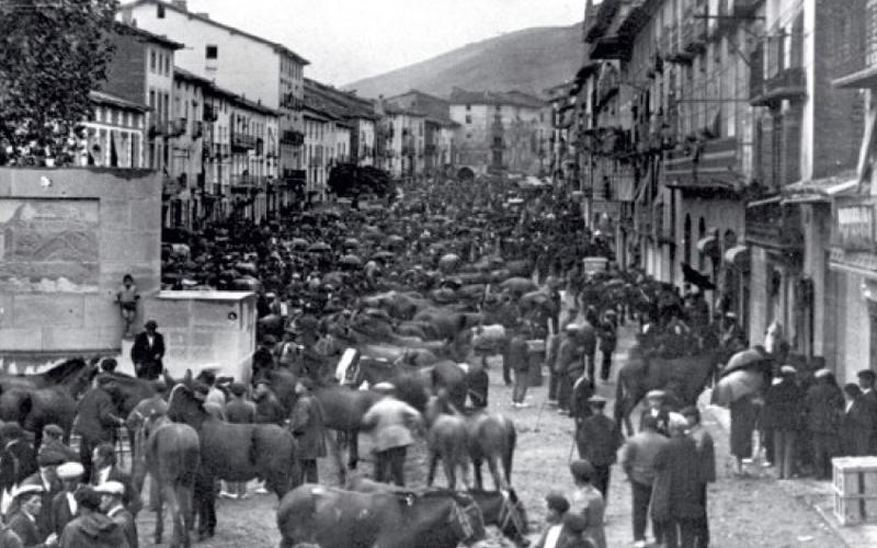 Antigua Feria de San Miguel en Graus