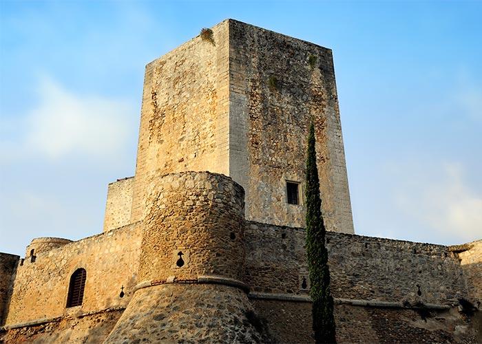 castillo santiago sanlucar