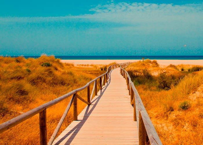 playa lances tarifa