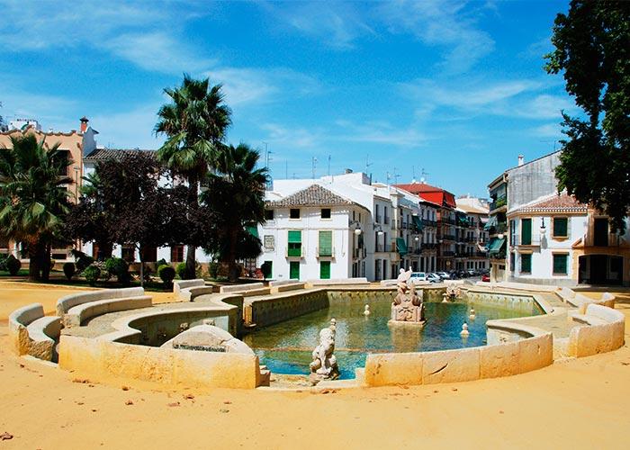 Fuente del Rey de Priego de Córdoba