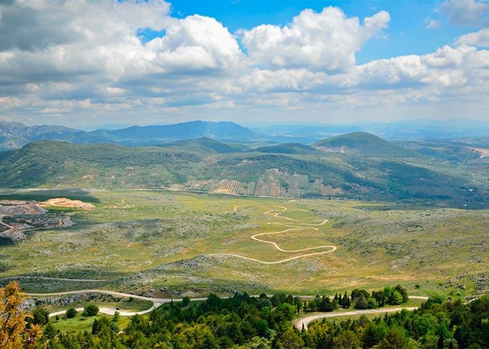 Parque Nacional de las Sierras Subbeticas