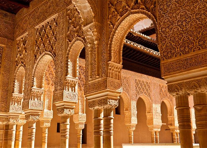 arcos alhambra
