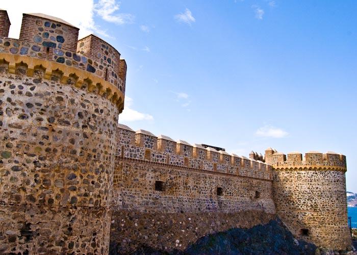 castillo san miguel almunecar