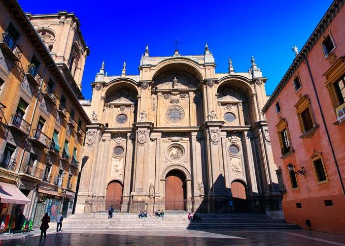 catedral encarnacion granada