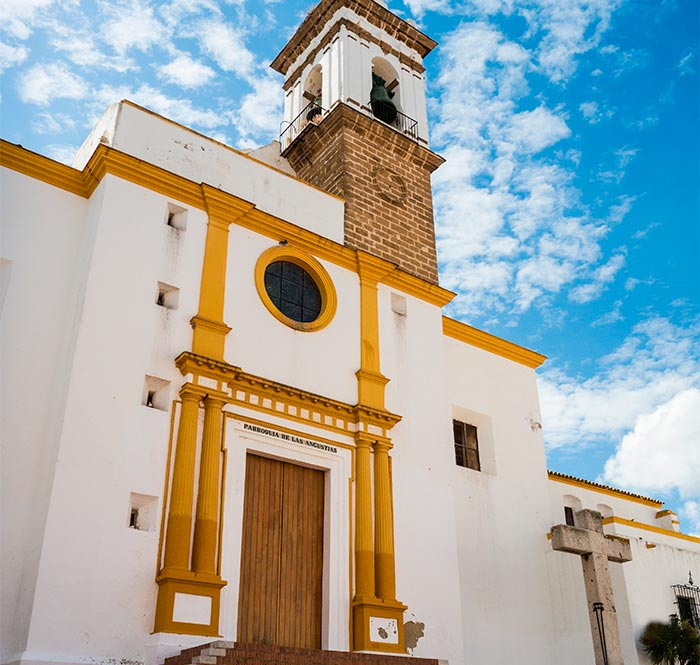 iglesia parroquial angustias ayamonte