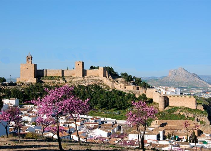 La Alcazaba de Antequera
