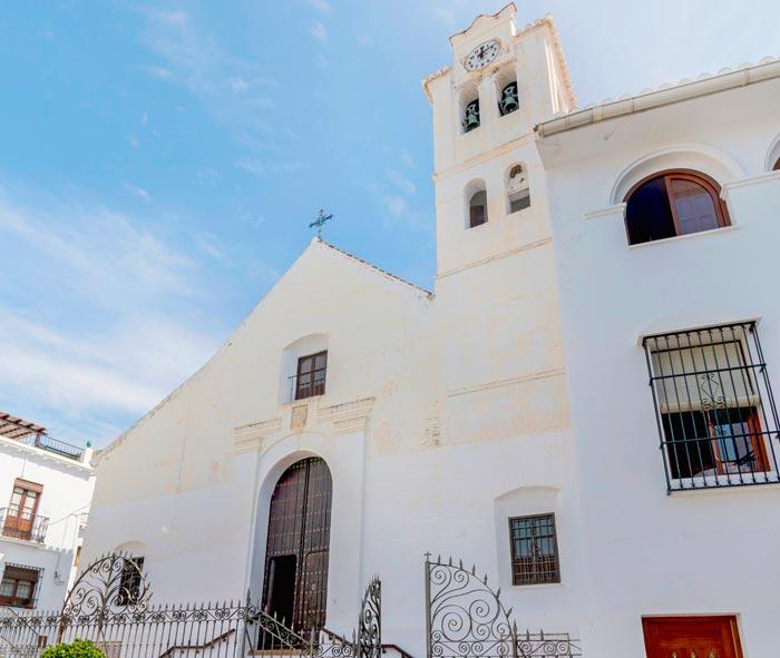 Iglesia de San Antonio de Padua de Frigiliana