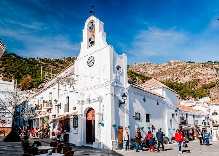 Iglesia de San Sebastián de Mijas