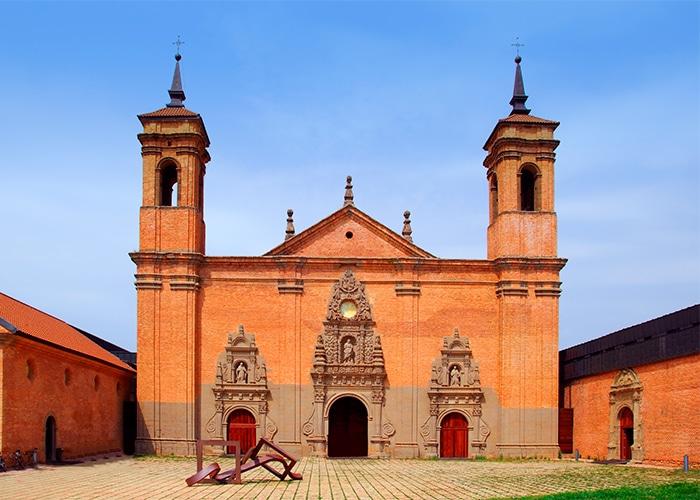 monasterio san juan pena