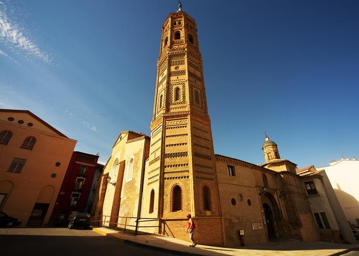 Iglesia de San Andrés en Calatayud