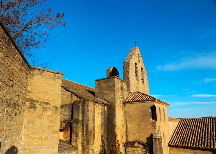 Iglesia Parroquial de San Esteban en Sos del Rey Católico