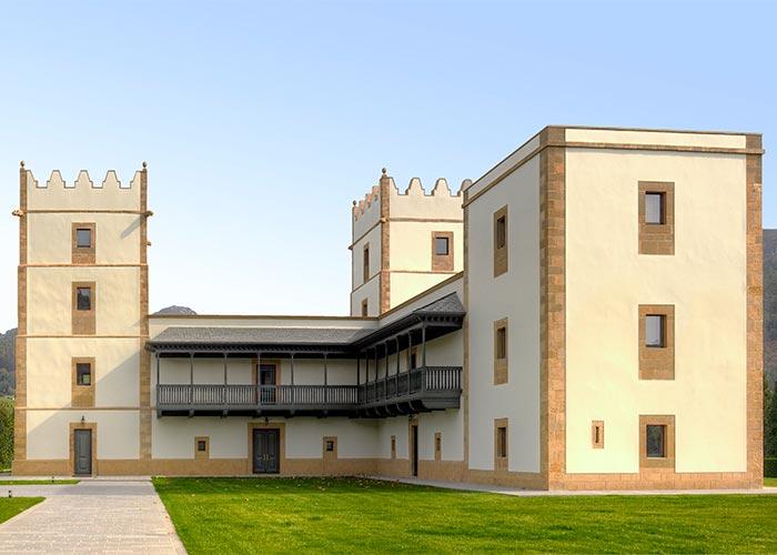 Palacio de Anleo navia