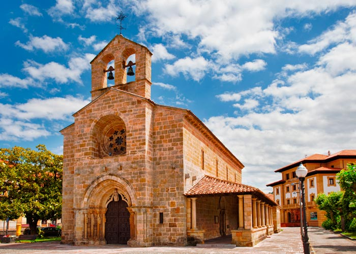 iglesia oliva villaviciosa