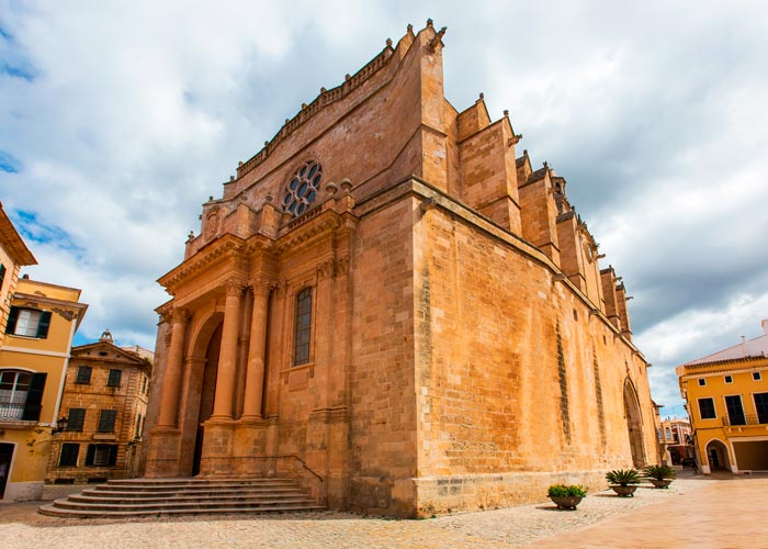 catedral santa maria ciudadela