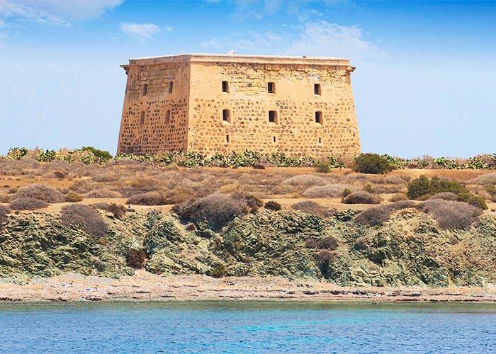 torre san jose isla tabarca