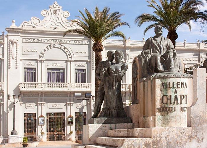 teatro chapi villena