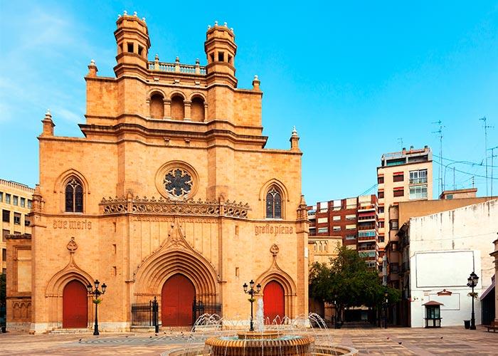 catedral santa matia castellon