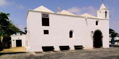 iglesia san roque tinajo