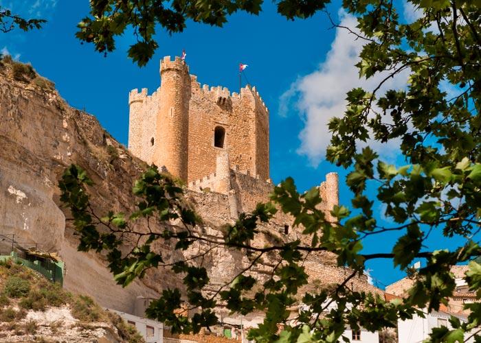 Castillo de Alcala de Jucar