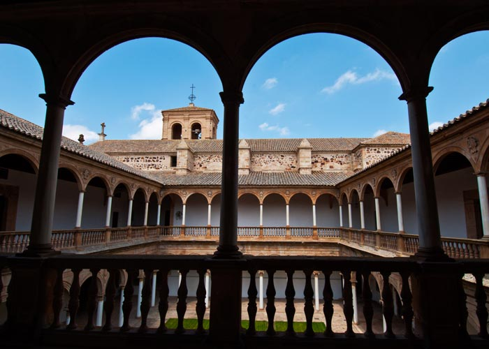 convento asuncion calatrava