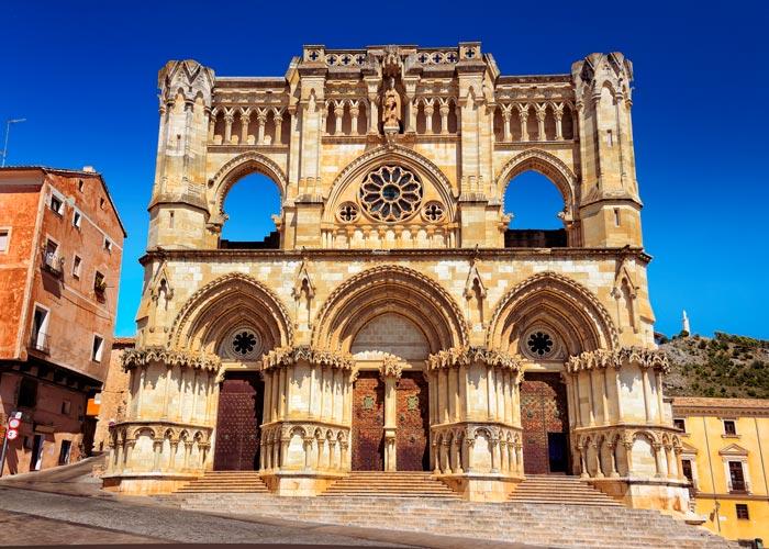 Catedral de Cuenca en Castilla-La Mancha