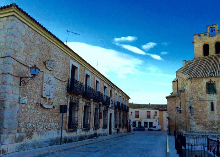 plaza posito san clemente