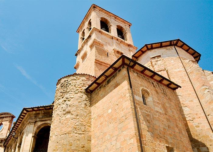 iglesia santa cruz medina pomar