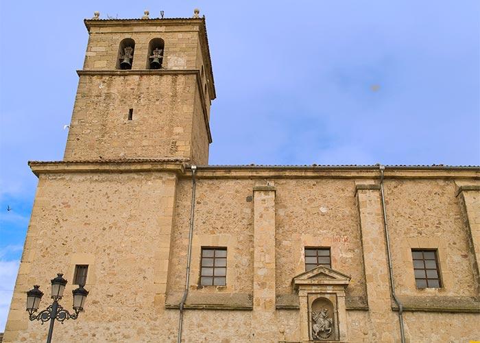 iglesia san miguel turegano