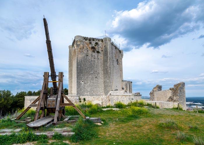 Castillo de Íscar lo mejor que ver en Íscar