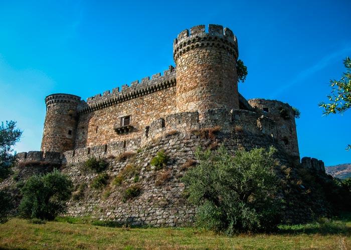 castillo mombeltran