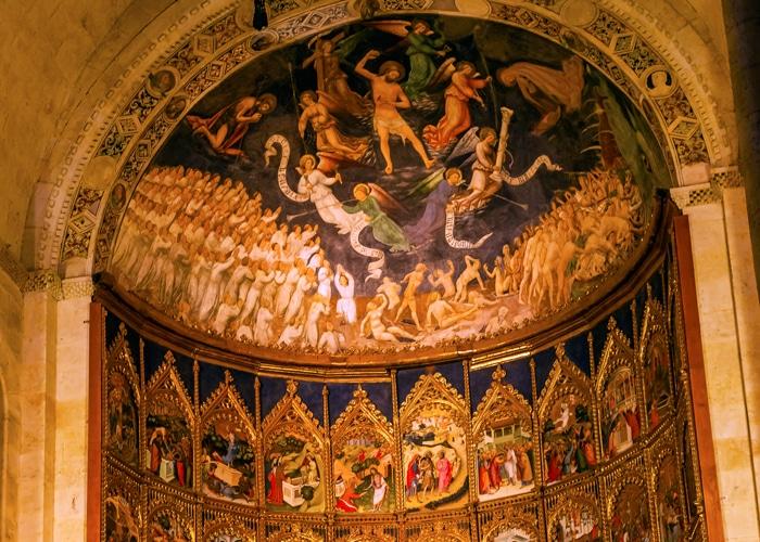 Altar Mayor de la Catedral Nueva de Salamanca