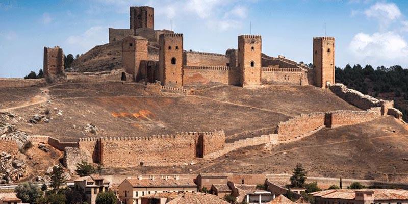 Castillos españoles de cine