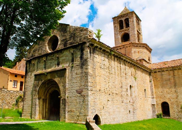monasterio sant pere camprodon