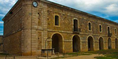 Castillo de Sant Ferrán