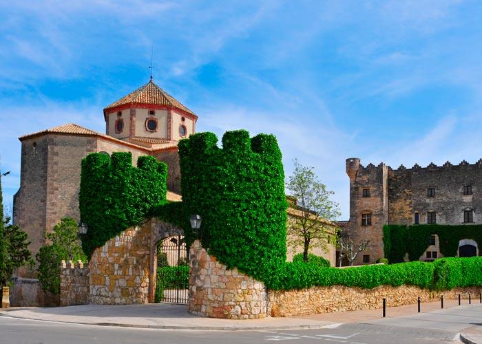 castillo monserrat altafulla