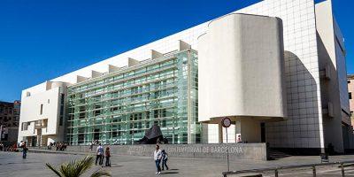 Museo de Arta Contemporáneo, MACBA