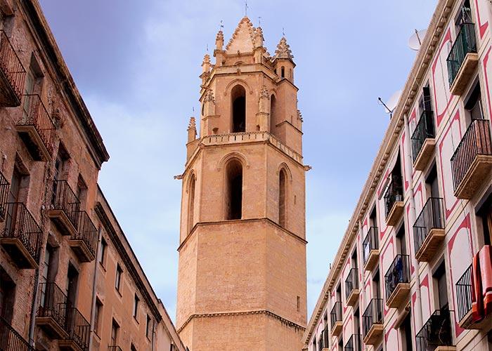 campanario iglesia sant pere