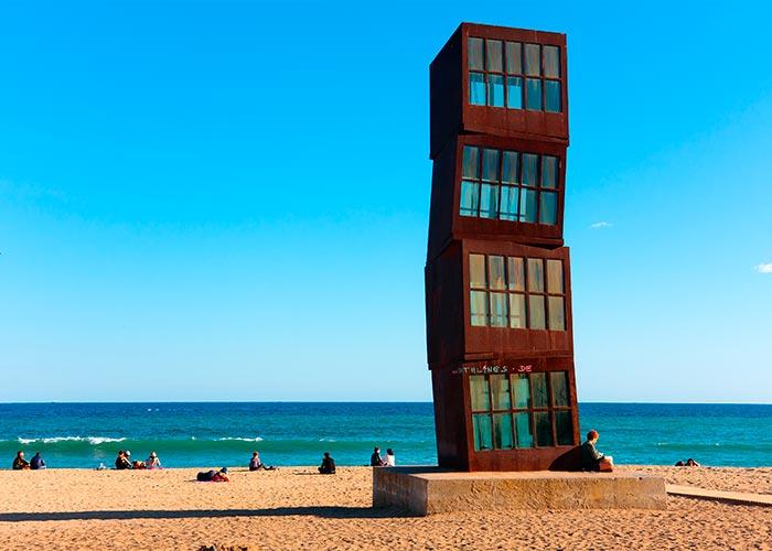 que ver en La Barceloneta