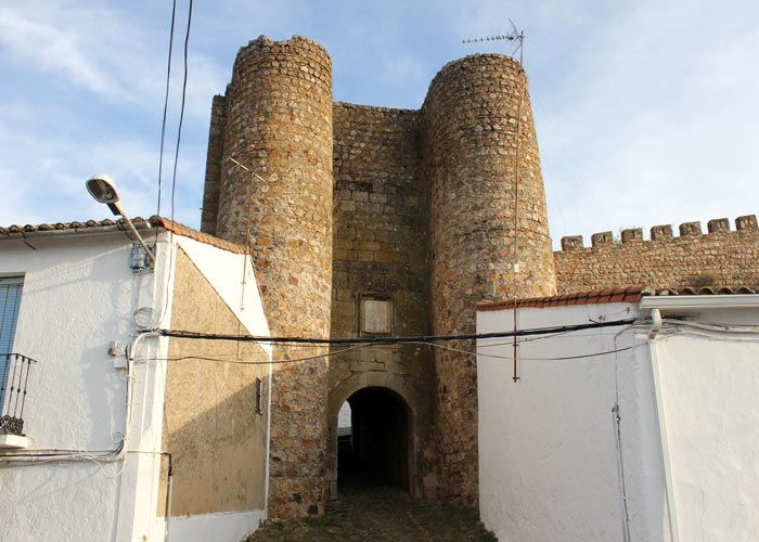 Puerta de Valencia Alburquerque