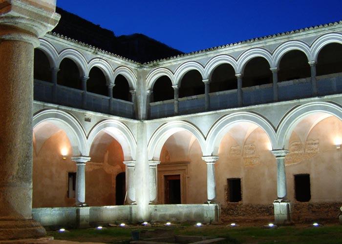 Convento de San Francisco en Fregenal de la Sierra