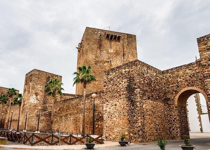 torre homenaje olivenza