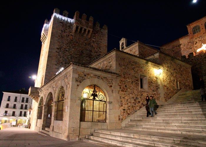 ermita de la Paz, algo que debes ver en Cáceres