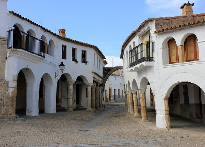 Arquitectura local de Garrovillas de Alconétar