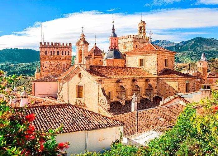 monasterio guadalupe caceres