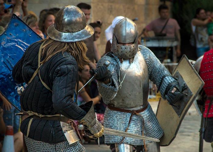 feria medieval daroca