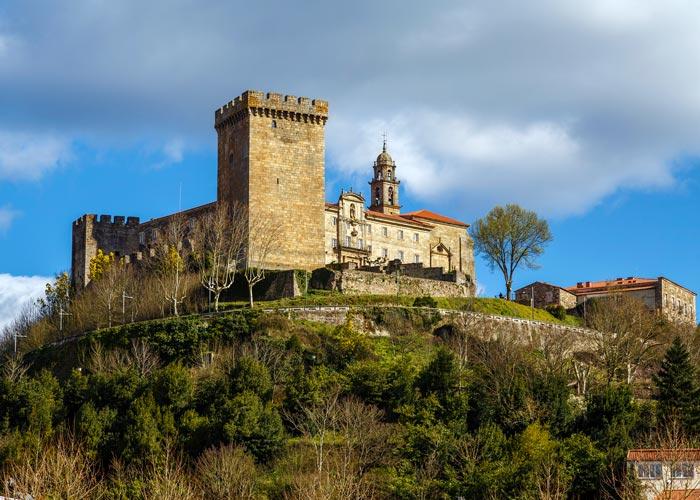 monasterio san vicente pino