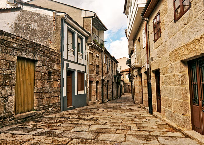 calle ribadavia