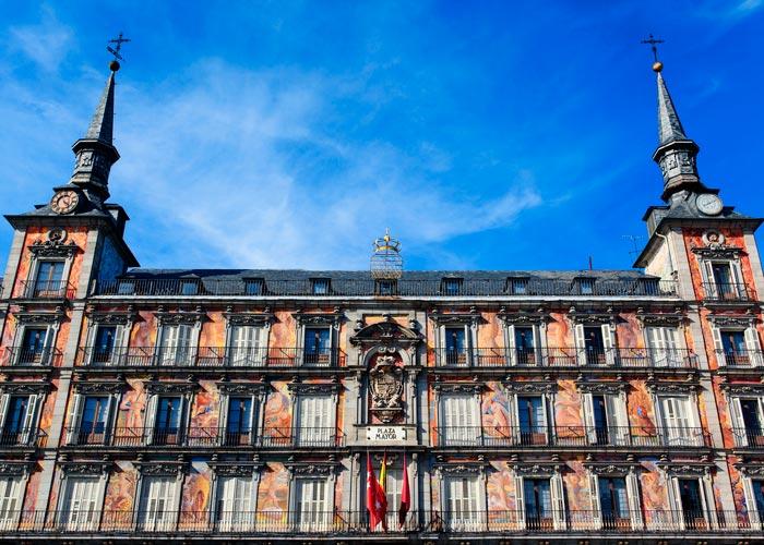 plaza mayor madrid
