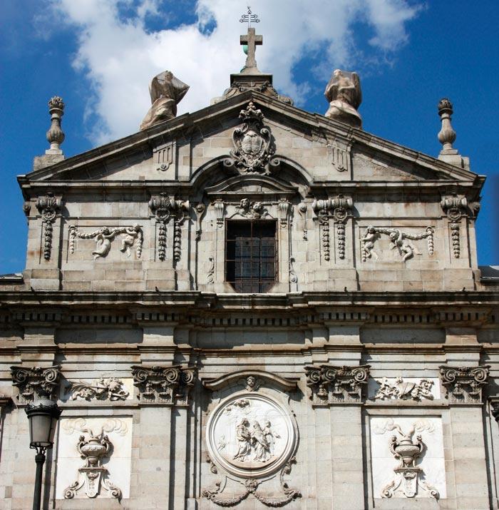 convento salesas reales madrid