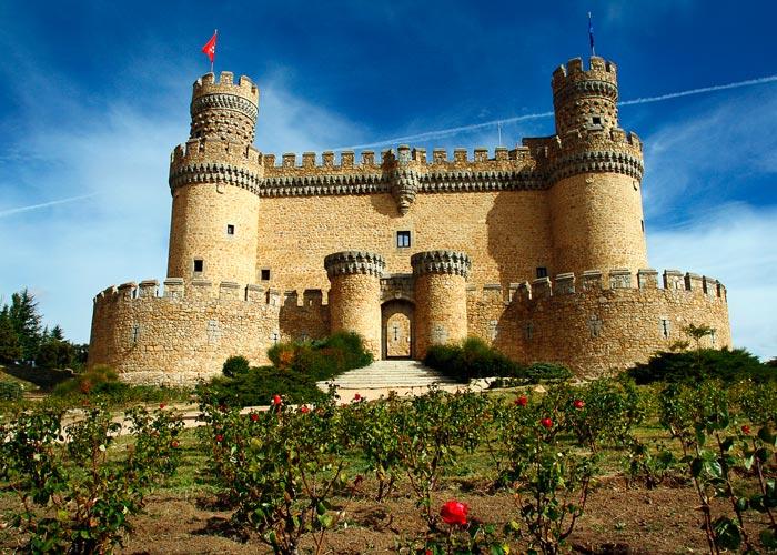 castillos espanoles cuento infantil Manzanares